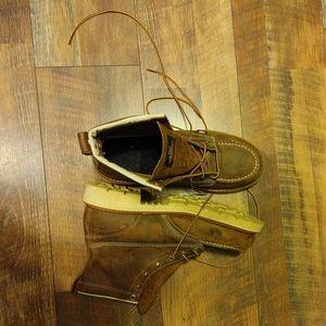 Thorogood Steeltoed Work Boots